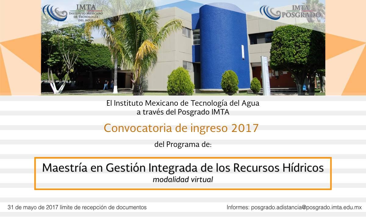 maestria en gestion integrada